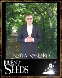 Nikita Ivanenko-Writer- Journey of the seeds
