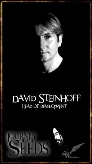 David Steinhoff - Head of Development - Journey of the seeds - Presence Films 4