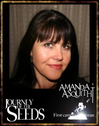 Amanda Asquith - Writer- Journey of the seeds